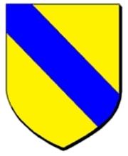 in : Geneanet  Arnaud d'Abzac Heraldic Database Rietstap