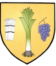 Source:  ARMORIAL DES CORPORATIONS  WIKIWAND