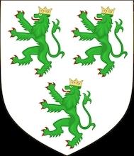 Période du XIIIè au XXIè S°. Provenance du Comté de FlandreBlason de la Maison de Lannoy de la Lys