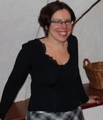 Lisa LARSSON (korpflickan)