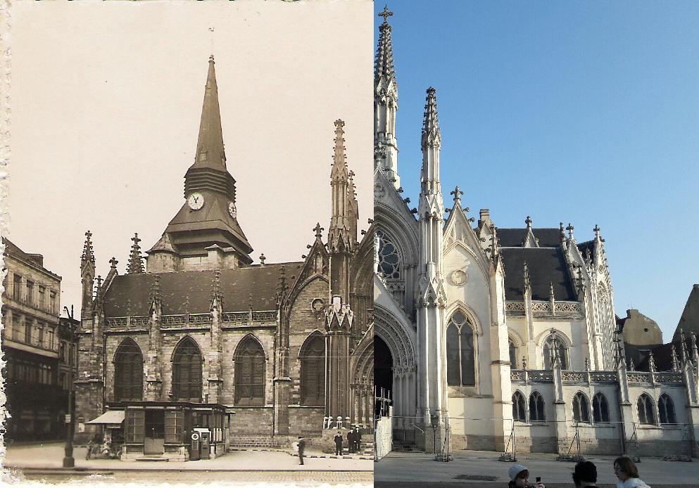 Roubaix - Eglise Saint Martin